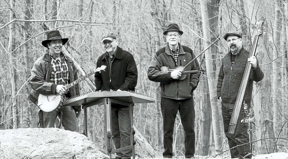 The Bedlam Brothers String Band will bring its mix of old-time string band, American roots, and Celtic music to the Mattatuck Museum on Sunday, March 12 at 1 p.m. Photo: Contributed Photo