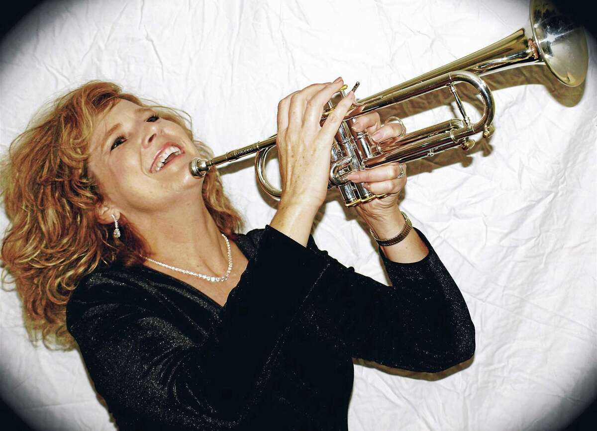 Louise Baranger and her quartet will perform March 17 at the Palace Theater Poli Club in Waterbury.
