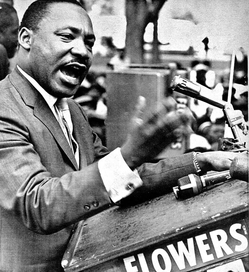 Martin Luther King Jr. Photo: Contributed Photo  / York Daily Record
