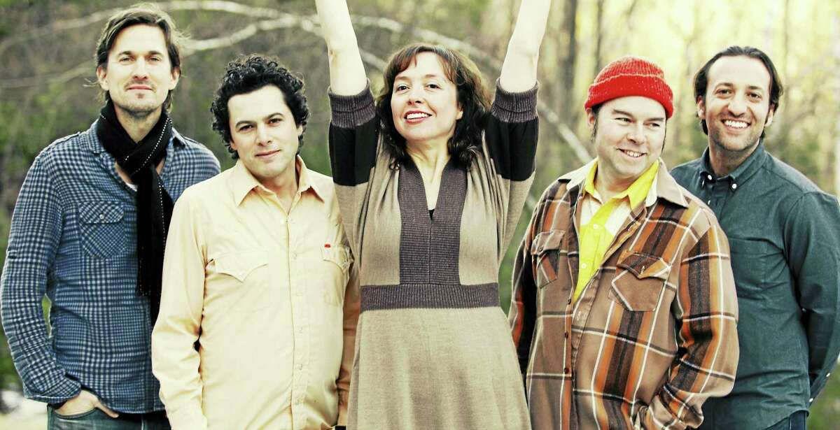 Contributed photoThe Mike & Ruthy Band will perform Jan. 21 at the Beekley library.