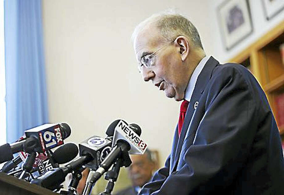 Senate President Pro Tem Martin Looney, D-New Haven Photo: Christine Stuart — Ctnewsjunkie