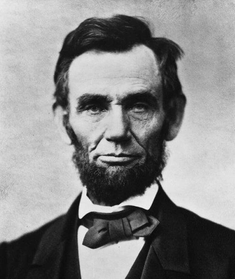 Abraham Lincoln Photo: Journal Register Co.