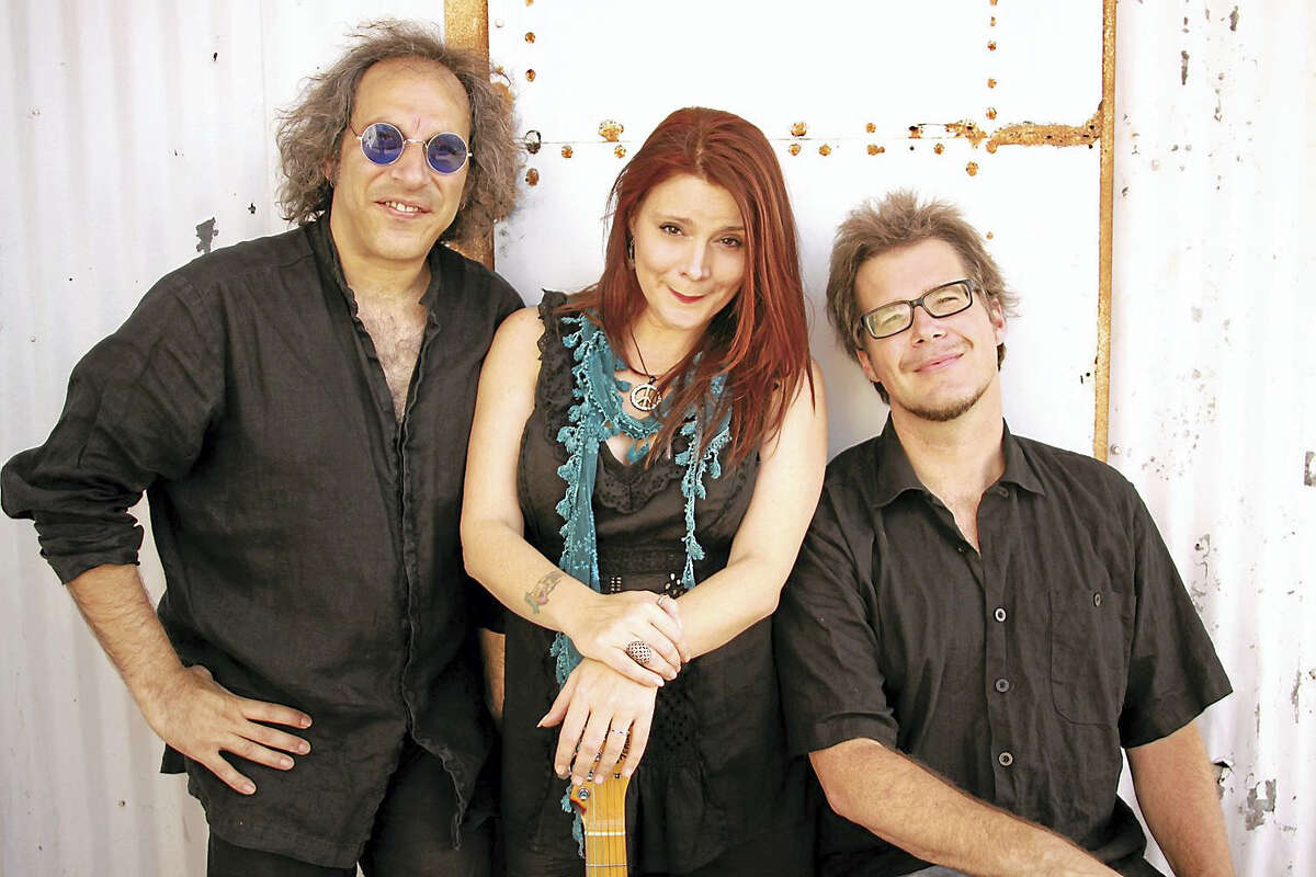 A musical force equipped with the soulful vocals of Janis Joplin and the guitar slinging skills of Stevie Ray, Carolyn Wonderland performs at Bridge Street Live in Collinsville on Friday, May 26. For tickets or more information, call Bridge Street Live at 860-693-9762 or visit www.41bridgestreet.com
