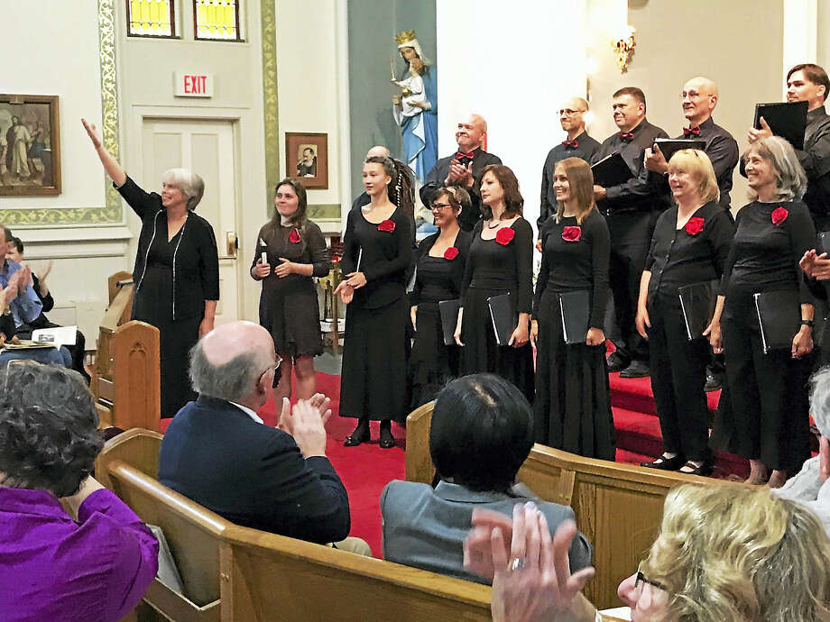 On May 19 and 21, following its April concerts featuring all-American music and a collaboration with the Norman Rockwell Museum, Crescendo turns its focus to early European vocal music. The group will perform at Saint James Place in Great Barrington, Mass., on Friday, May 19 at 6 p.m. and at Trinity Church Lime Rock in Lakeville on Sunday, May 21 at 4 p.m. Photo: Photos By Stephen Potter