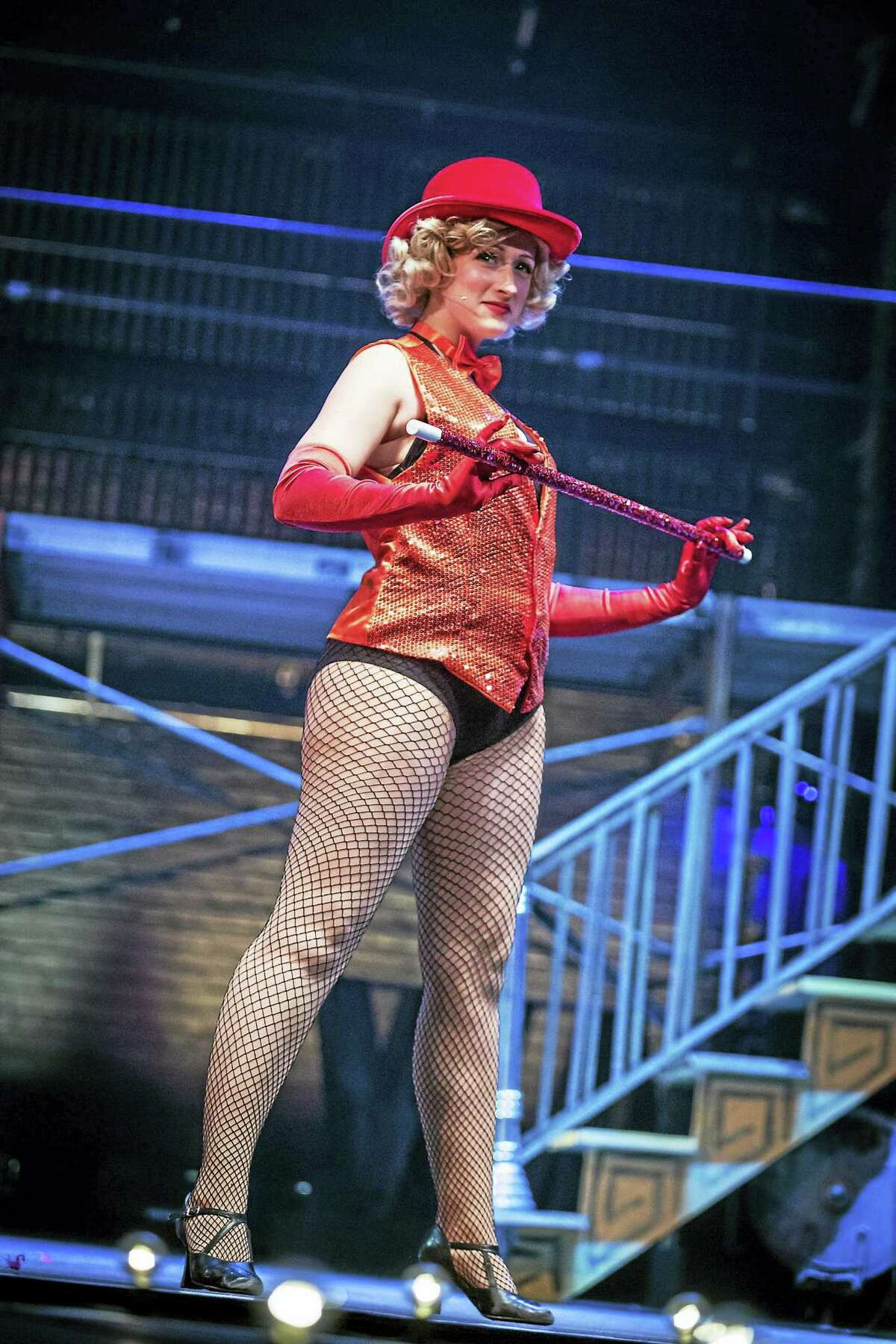 """""""Follies"""" will be presented by the Warner Stage Company on the Warner Main Stage through Sunday, May 14."""