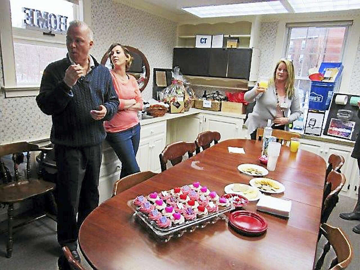 Contributed photosTurning Point Realty held a ribbon cutting and celebration at its office in New Hartford.