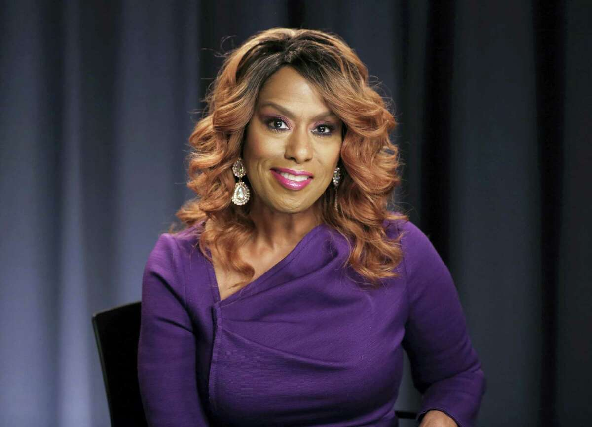 Actress and singer Jennifer Holliday poses for a photo during an interview in New York in 2016. Holliday, who will perform at Donald Trump's inaugural welcome concert next week, supported Hillary Clinton in the election and says her decision to participate is not a political statement.