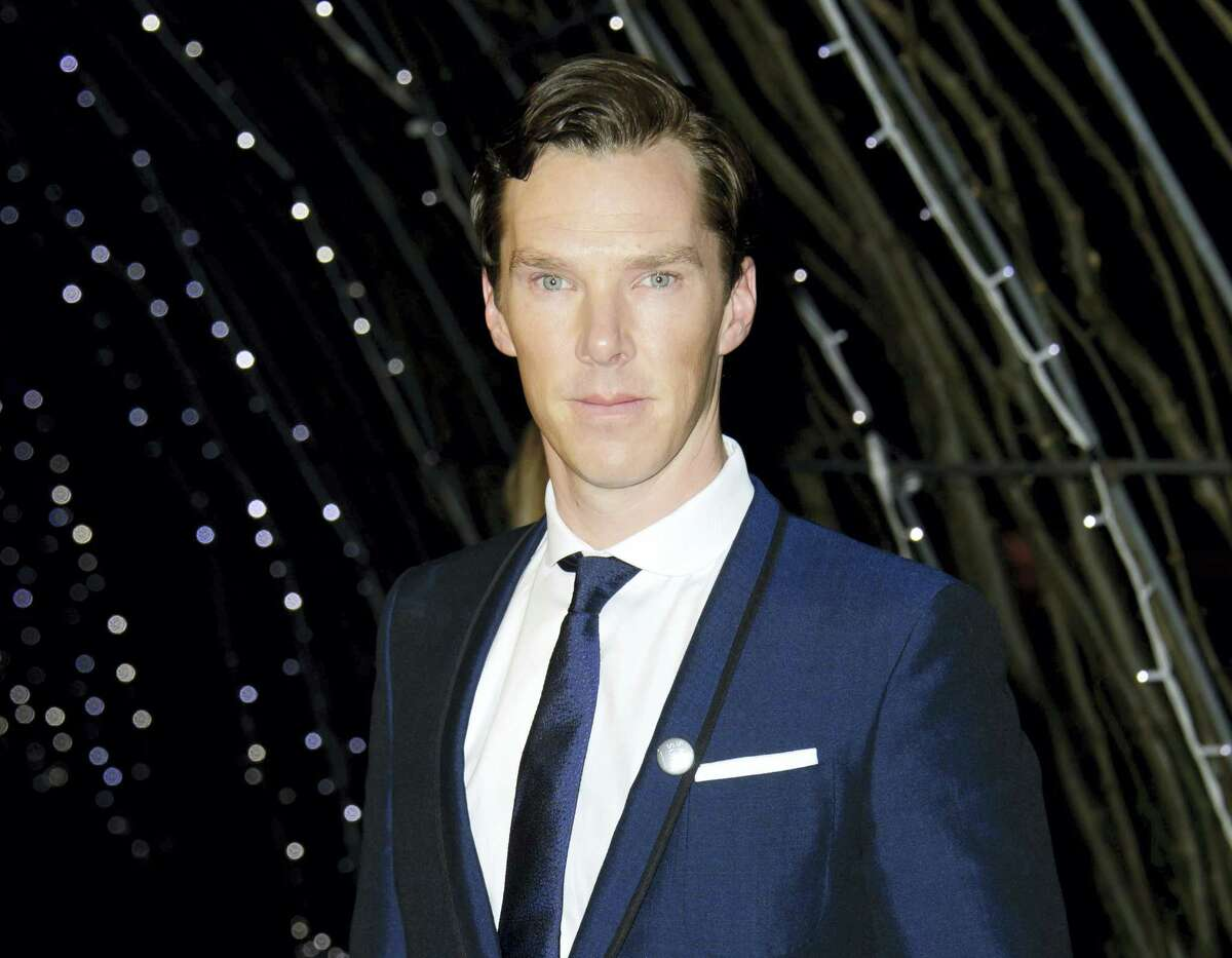 In this Feb. 7, 2015, file photo, British actor Benedict Cumberbatch arrives for the British Academy Television Awards 2015 Nominees Party at Kensington Palace in central London. The producers of the television series 'ÄúSherlock'Äù implored fans to avoid sharing spoilers about the season finale after a Russian version of the episode leaked online on Saturday, Jan. 14, 2016, one day before it was scheduled to air. The show stars Cumberbatch in a modern take on Sherlock Holmes and Martin Freeman as his sidekick Watson.