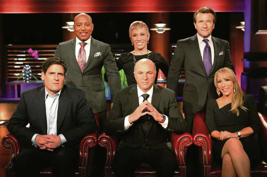 "SHARK TANK - Mark Cuban, Daymond John, Barbara Corcoran, Kevin O'Leary, Robert Herjavec and Lori Greiner are ""Sharks"" on ABC's ""Shark Tank."" Photo: ABC / © 2012 American Broadcasting Companies, Inc. All rights reserved."