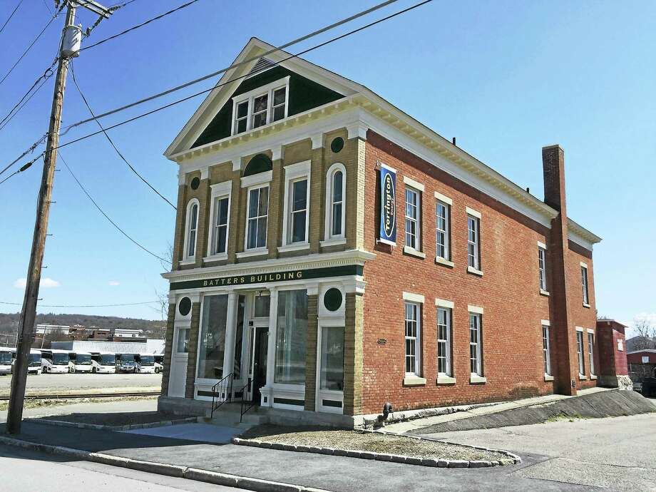 The 2017 Historic Preservation Award for a Torrington commercial structure will be given to Jon Jensen and James Meehan for the preservation and improvment of the Batters Building at 187 Church St., Torrington. Photo: Contributed Photo