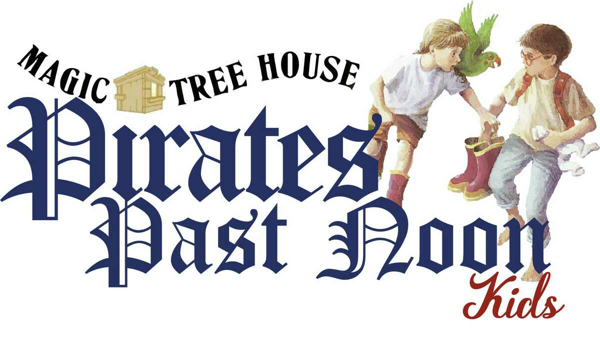 Contributed photo The Magic Tree House: Pirates Past Noon, Mary Pope Osborne's beloved children's stories, come to live on the Warner stage in February.
