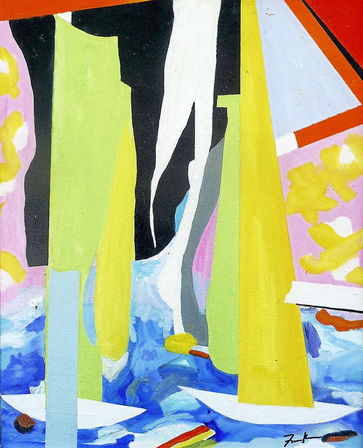 """Regatta"" by Thomas Franken."