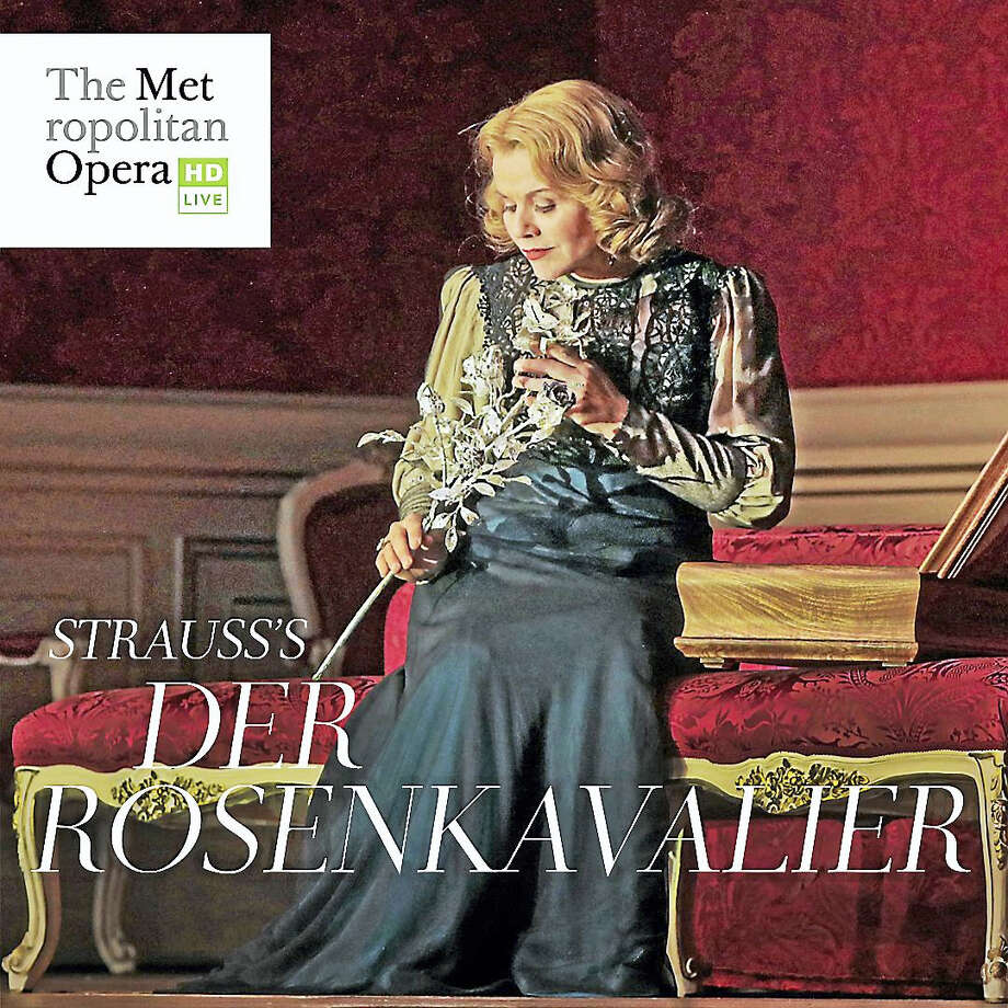 "Contributed photosThe Met's ""Der Rosenkavalier"" will be broadcast in HD at the Warner Theatre on Saturday, May 13. Photo: Digital First Media"