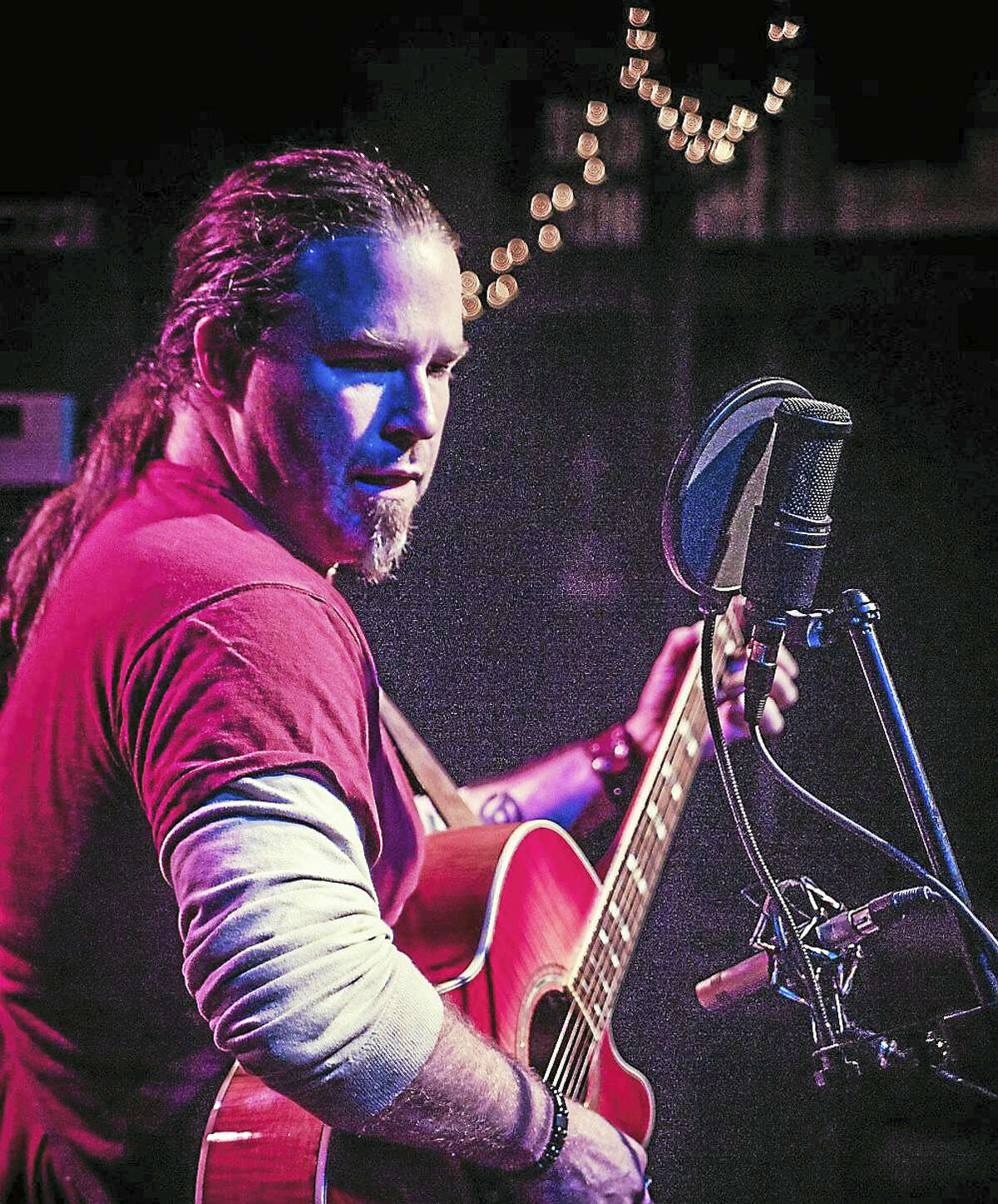 Contributed photoSinger-songwriter Jay Roberts is set to perform Friday night at Coe Memorial Park's Civic Center, along with Brian Dolzani, in the first of four concerts presented by the Parks and recreation department in Torrington. The Winter Showcase Acoustic Concert Series continues weekly until Feb. 10.