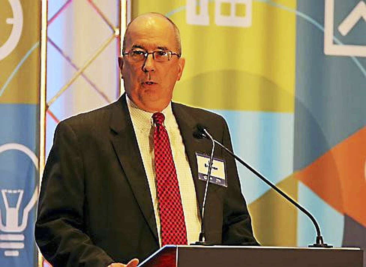 Joe Brennan, president and CEO of Connecticut Business & Industry Association (ctnewsjunkie.com photo)