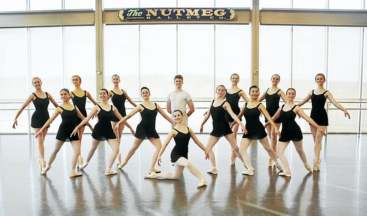 Nutmeg Ballet Conservatory's Class of 2017 takes a bow