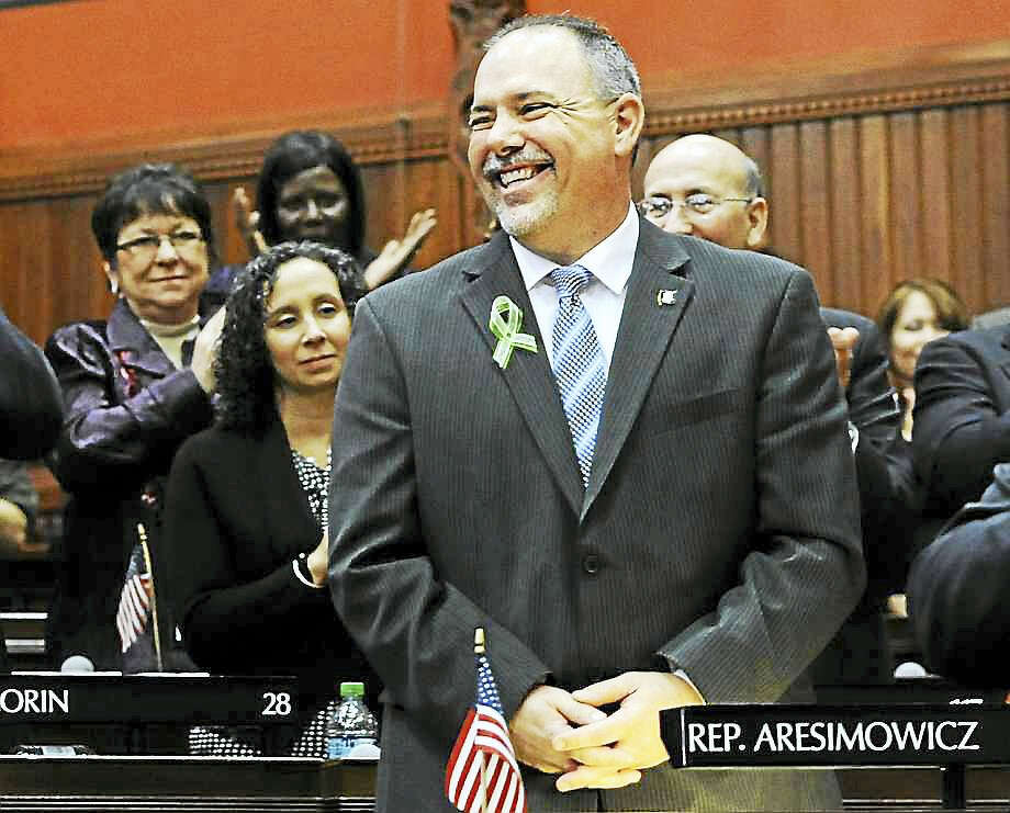 Joe Aresimowicz Photo: Jessica Hill — AP PHOTO