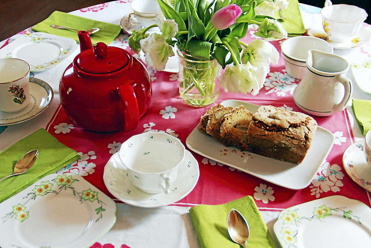 Flanders Nature Center welcomes guests to an afternoon tea event on Sunday, May 7.