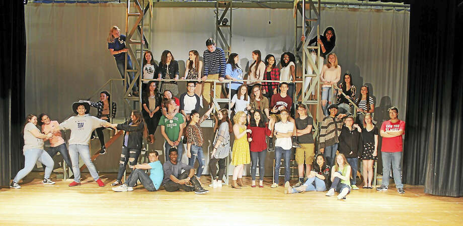 Torrington High School Student Theatre cast members will present 'Footloose' May 4-6. Photo: Contributed Photo