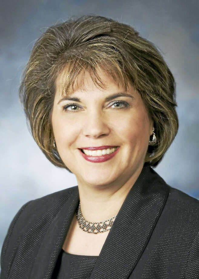 Durham First Selectman Laura Francis Photo: Contributed Photo