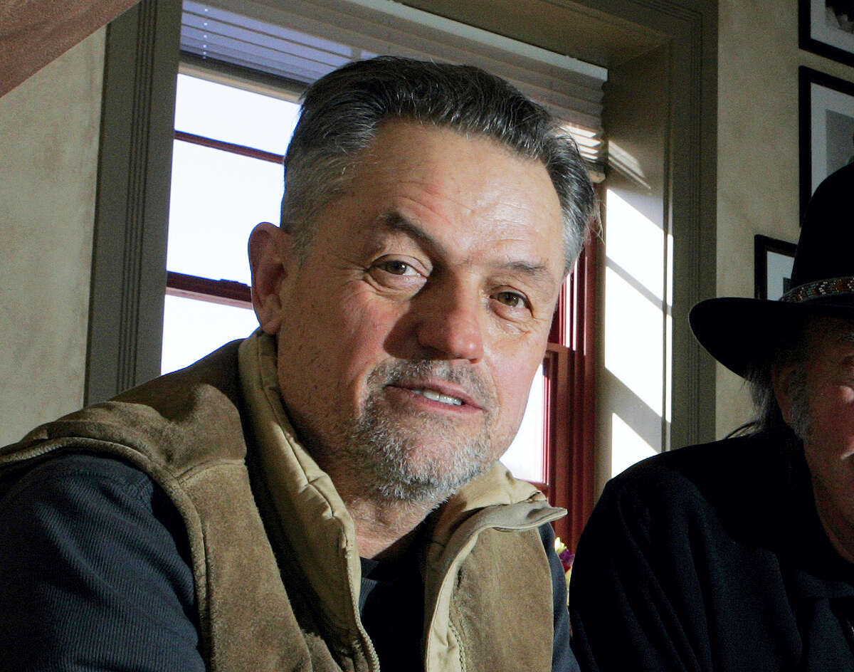 In this Jan. 24, 2006 file photo, filmmaker Jonathan Demme appears at the Sundance Film Festival in Park City, Utah. Demme died, Wednesday, April 26, 2017, from complications from esophageal cancer in New York. He was 73.