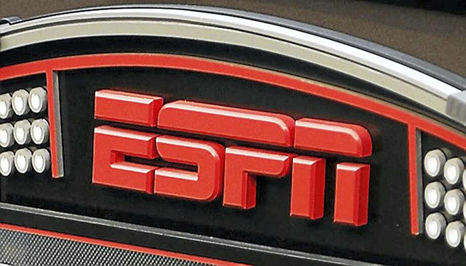 "ESPN ""Monday Night Football"" logo. Photo: AP Photo — David Kohl, File"