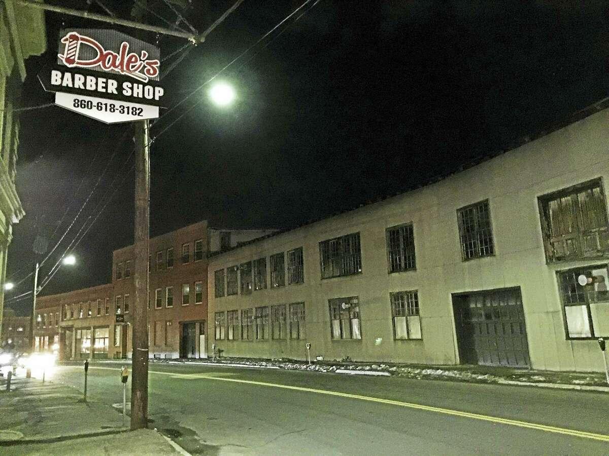 Ben Lambert - The Register Citizen Dale Becker recently opened Dale's Barber Shop, located at 238 Water Street in Torrington, along with his cousin Derek Yanok.