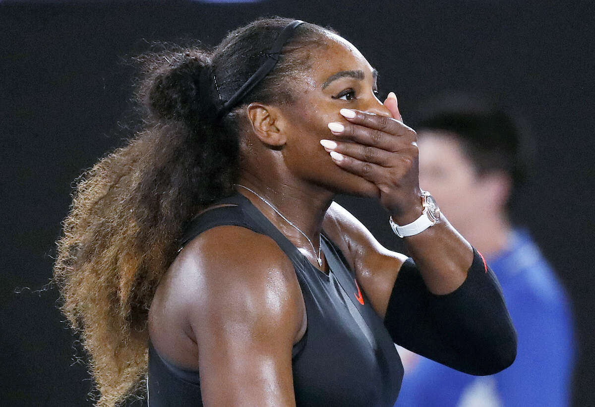 Serena Williams is ranked No. 1 once again despite having not played since January.