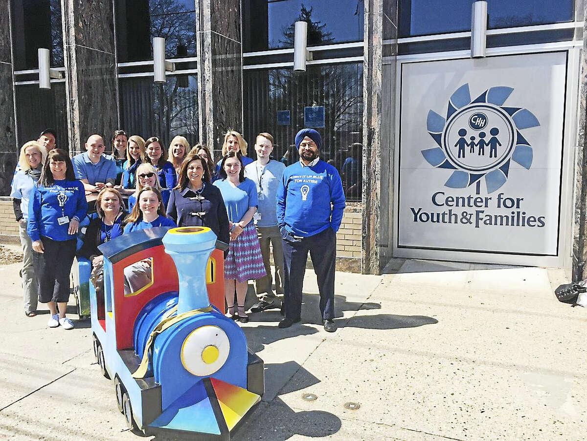 Charlotte Hungerford Hospital's Center for Youth and Families is celebrating Autism Awareness Month.