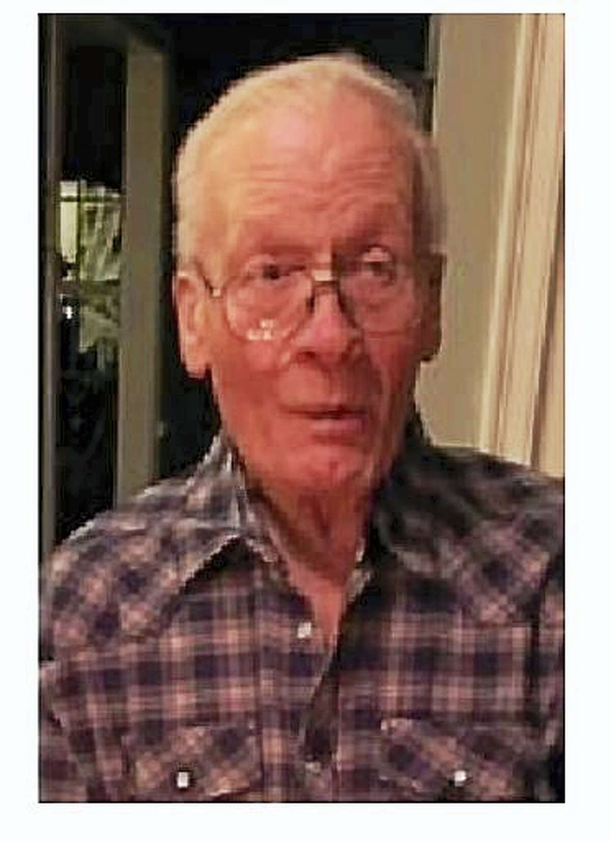 Armand Gorneault of New Hartford has been found after being reported missing Sunday, April 23, 2017. (Photo courtesy of Connecticut State Police)