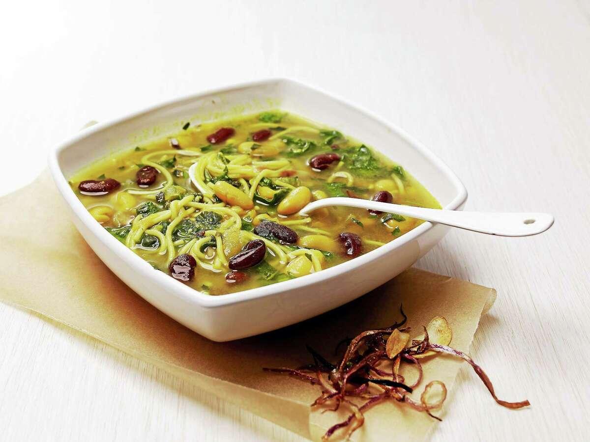 Persian minestrone