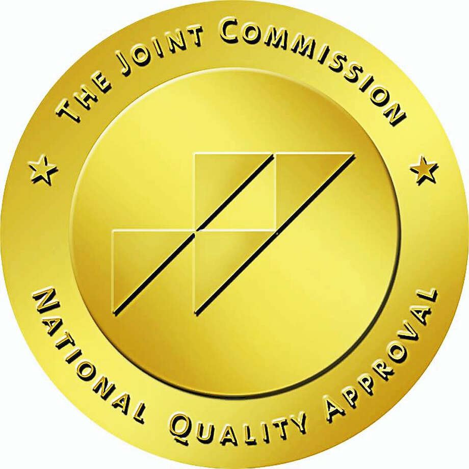 The seal of the Joint Commission of National Quality. Photo: Contributed Photo