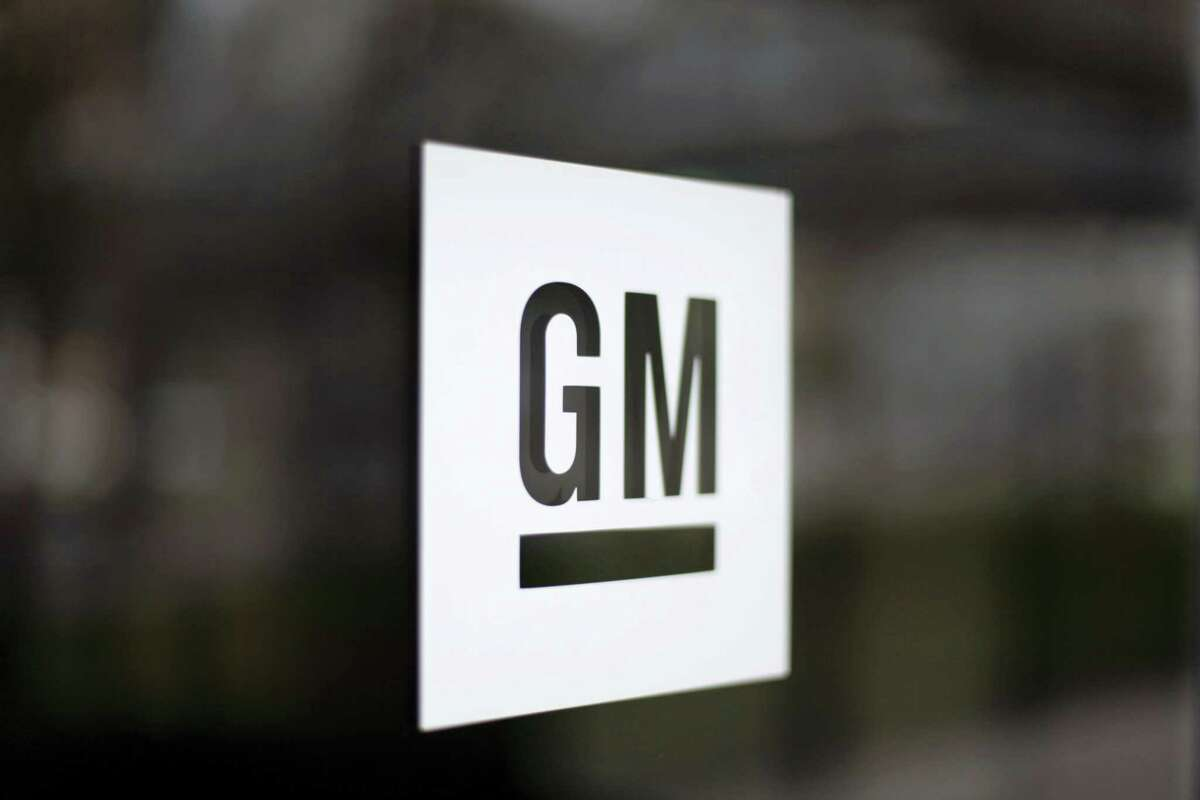 The General Motors logo at the company's world headquarters in Detroit. General Motors says it has halted operations in Venezuela after authorities seized a factory. The plant was confiscated on April 19, 2017 in what GM called an illegal judicial seizure of its assets. GM says its due process rights were violated and it will take legal steps to fight the seizure.