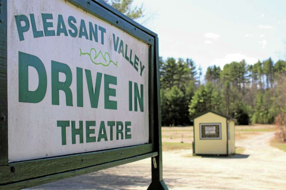 The Pleasant Valley Drive-In opens for the season Friday, April 21. Photo: Register Citizen File Photo