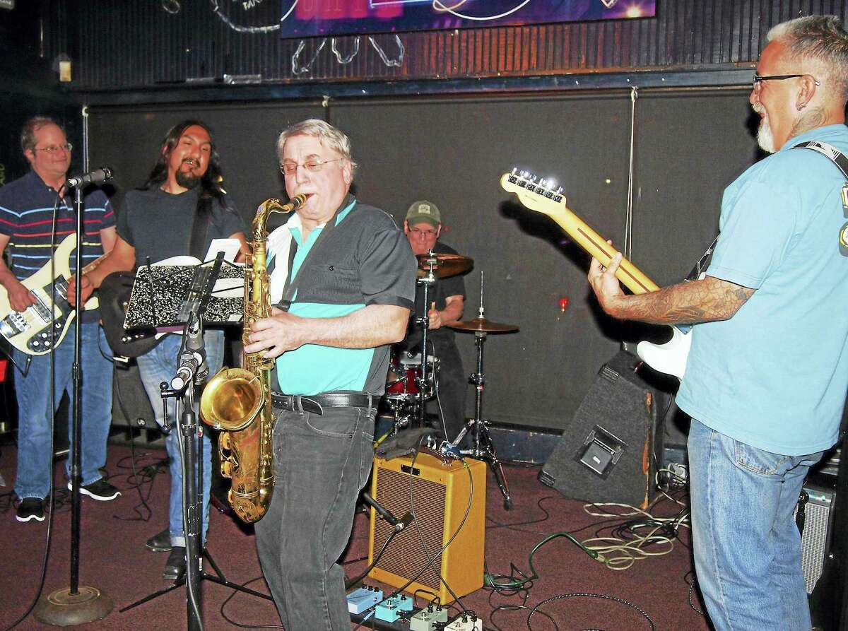Contributed photoThe Whiskey Rebels join the Connecticut Blues Challenge at Black-Eyed Sally's in Hartford on May 11; the challenge starts Thursday.