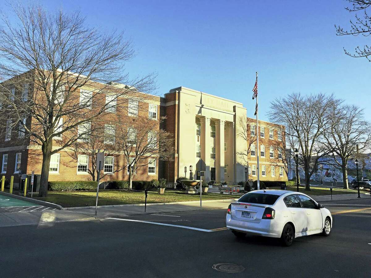 Torrington City Hall, where the city's latest grand list was released on Monday.