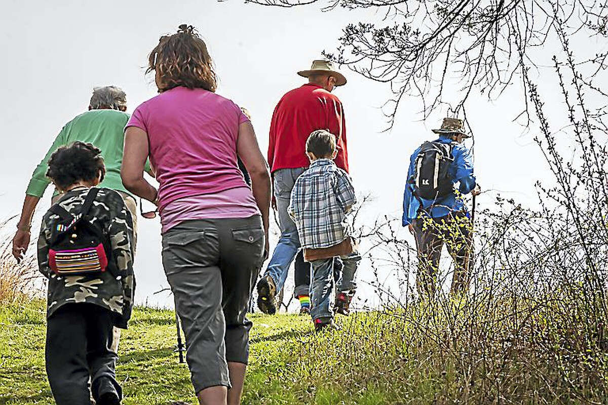 Contributed photoFlanders Nature Center in Woodbury will host a hike to commemorate Earth Day on Saturday, April 22.