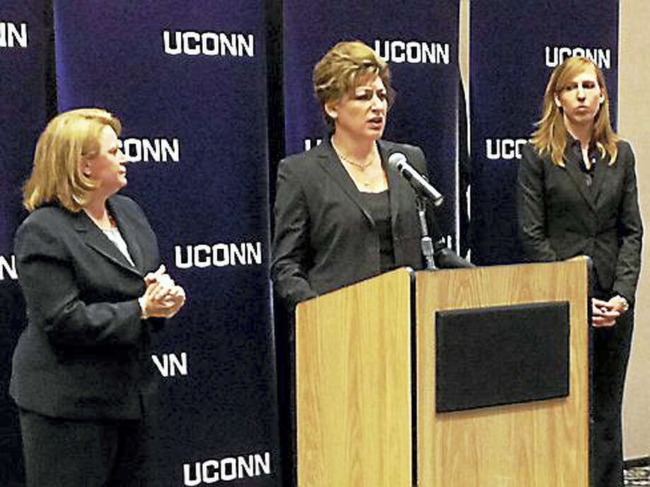 University of Connecticut President Susan Herbst Photo: CTNewsJunkie File Photo