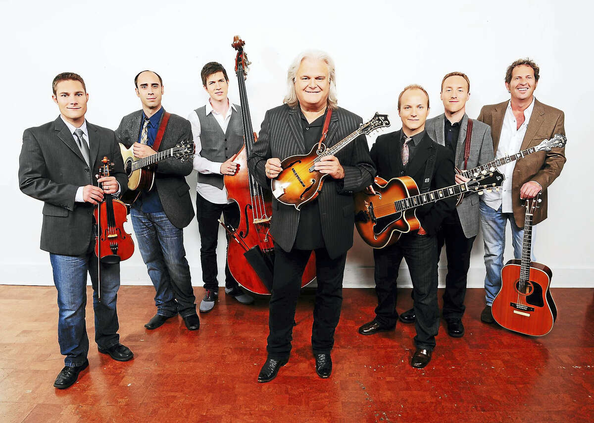 Contributed photoRicky Skaggs and Kentucky Thunder are performing at Infinity Music Hall in Hartford on Friday.