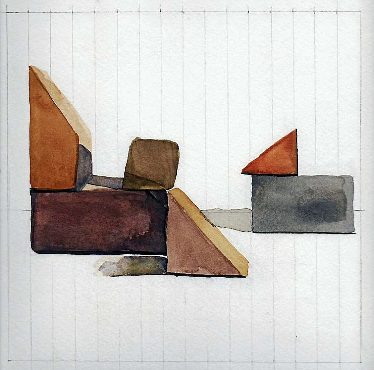 Works by Megan Marden are part of a new show opening in March at the Washington Art Association.