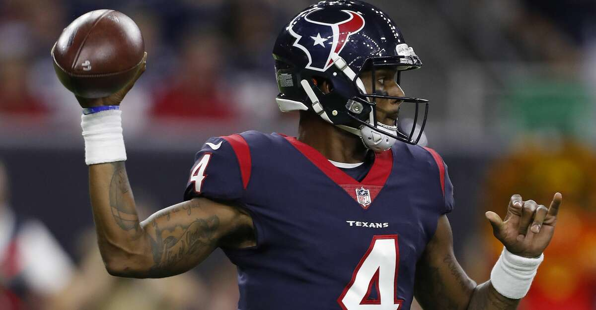 2 More progress from rookie quarterback Deshaun Watson. The most impressive thing about his performance in the preseason is how smart he has been with the ball. He doesn't have a turnover. He hasn't tried to force the ball into tight coverage. He has been wise to throw it away. When he runs, he knows when to slide to avoid unnecessary hits rather than try to run around or over defenders. The coaches say he has done a good job of making the right adjustments at the line of scrimmage. He's misfired on some passes, as all quarterbacks do. He has made mistakes, as all rookies do. But, overall, the coaches have been pleased with his progress and want to see him take another positive step against the Saints.