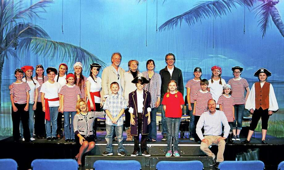Contributed photoThe Warner Theatre's Center for Arts Education will present the latest story from The Magic Treehouse series, Pirates Past Noon, this weekend in Torrington. Photo: Digital First Media