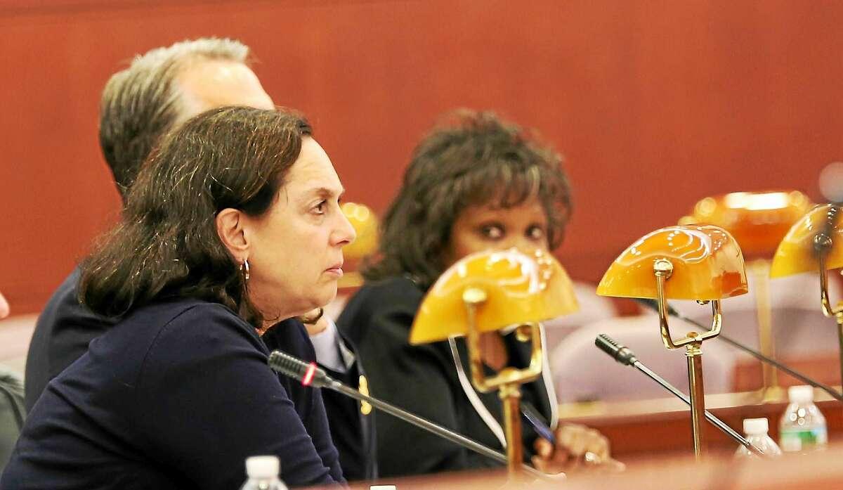 Connecticut Department of Children and Families Commissioner Joette Katz