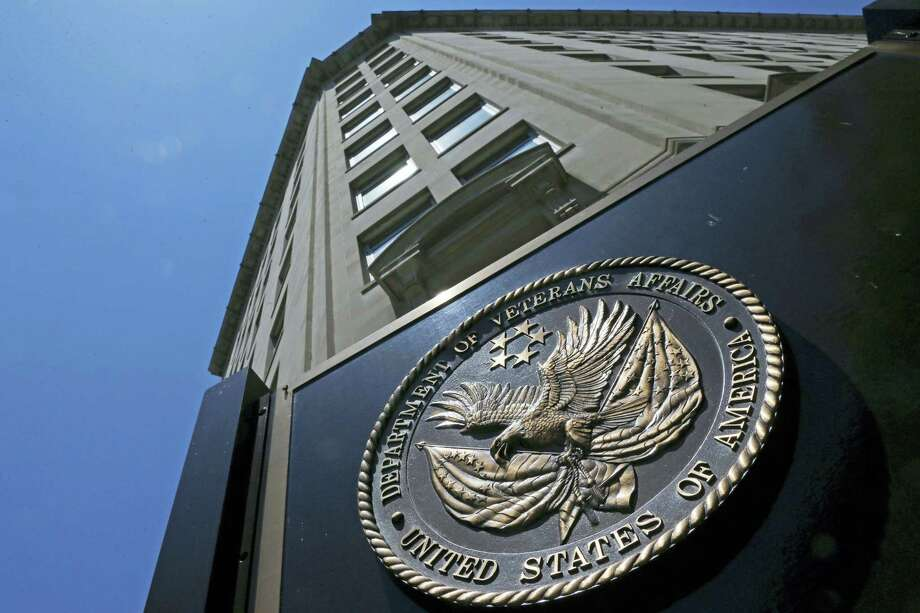The Veterans Affairs Department in Washington. Federal authorities are stepping up investigations at Department of Veterans Affairs medical centers due to a sharp increase in opioid theft, missing prescriptions or unauthorized drug use by VA employees since 2009, according to government data obtained by The Associated Press. Photo: AP Photo/Charles Dharapak, File  / AP2013