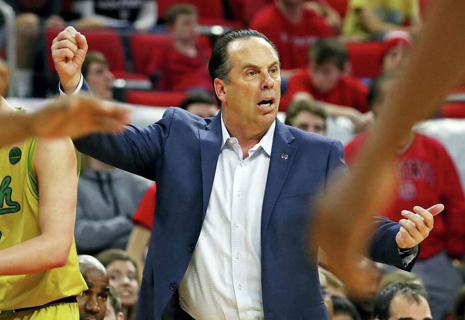 Notre Dame head coach Mike Brey. Photo: The Associated Press File Photo  / FR7226 AP