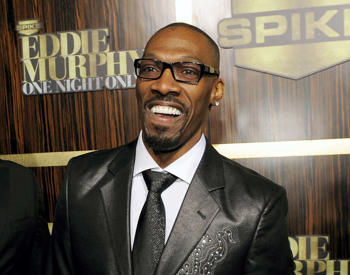 """In this Nov. 3, 2012, file photo, comedian Charlie Murphy appears at """"Eddie Murphy: One Night Only,"""" a celebration of Murphy's career in Beverly Hills, Calif. Murphy, older brother of actor-comedian Eddie Murphy, died Wednesday, April 12, 2017 of leukemia in New York. He was 57."""