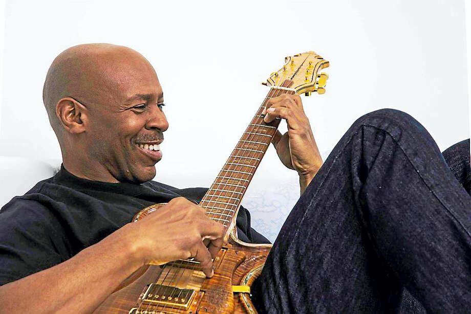 Photo by Anna Webber 2016 for Mack Avenue RecordsJazz fusion virtuoso, composer and master of the jazz guitarist, Kevin Eubanks, will perform at the Infinity Music Hall in Hartford on Friday May 26. Photo: Photo By Anna Webber... / Anna Webber