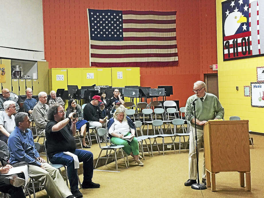 The Planning and Zoning Commission rejected an application Monday that would have seen Community Health and Wellness of Greater Torrington move from Spencer Street to Main Street in Winsted. Photo: Ben Lambert — The Register Citizen