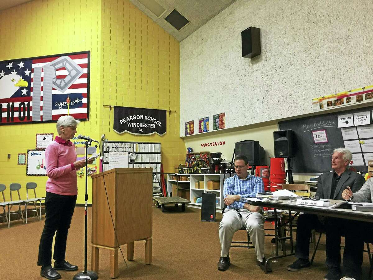 The Planning and Zoning Commission Monday rejected an application that would have seen Community Health and Wellness of Greater Torrington move from Spencer Street to Main Street in Winsted.