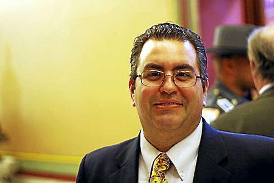 Michael Brandi, executive director of the State Elections Enforcement Commission Photo: Christine Stuart/file Photo